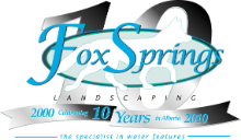 Fox Springs Landscaping Inc. / FSL Water Feature Services Inc.
