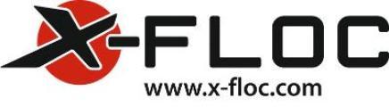 X-Floc Dämmtechnik-Maschinen GmbH-Logo