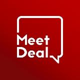 Logotipo de MeetDeal by DisruptDeal