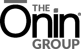 The Onin Group, Inc.