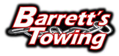 Barrett's Towing logo