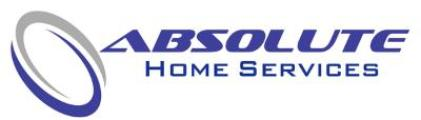 Absolute Home Services Inc logo