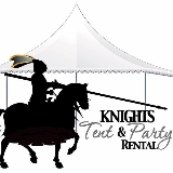 Knights Tent & Party Rental logo