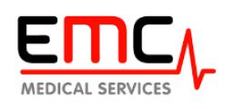 EMC Medical Services logo