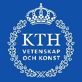 Logotyp för KTH Royal Institute of Technology