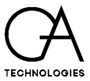 株式会社GA technologiesのロゴ