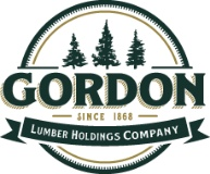 The Gordon Lumber Company