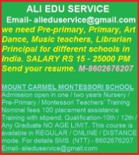 Limra Montessori School Teacher Salaries in Calicut, KL   Indeed co in