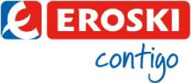 logotipo de la empresa Eroski