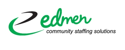 Edmen Community Staffing Solutions logo