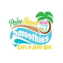 Palm Beach Smoothies logo