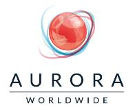 Aurora Worldwide logo