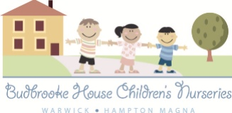Budbrooke House Childrens Nursery - go to company page