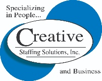 Creative Staffing Solutions logo