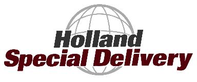 Holland Special Delivery