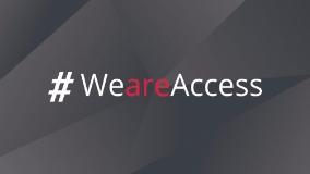 Access UK logo