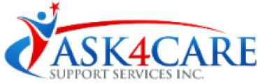 Logo ASK4CARE SUPPORT SERVICES INC.