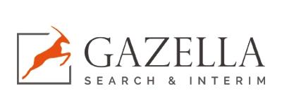 Logotyp för Gazella
