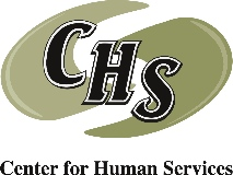 THE CENTER FOR HUMAN SERVICES