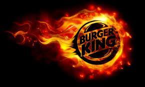 Burger King Farmington New York logo