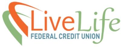 Live Life Federal Credit Union logo