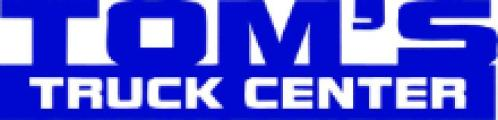 Tom's Truck Center logo
