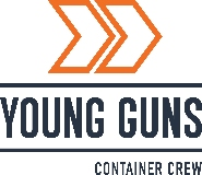Young Guns Container Crew logo