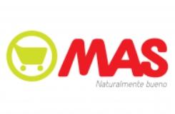 logotipo de la empresa Grupo mas