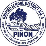 Pinon Unified School District #4