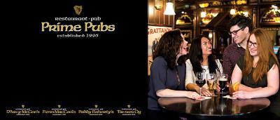 Prime Pubs logo