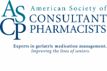 American Society of Consultant Pharmacists
