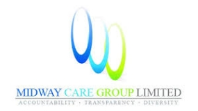 Midway Care Group logo