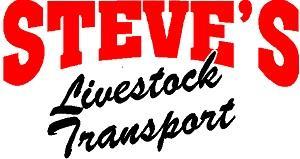 Steve's Livestock Transport logo