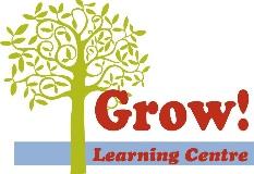 Grow Learning Centre logo