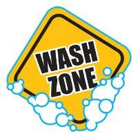 Wash Zone logo