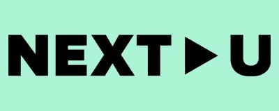 Logotyp för Next u