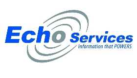Echo Services Inc. logo
