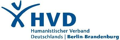 Humanistischer Verband Berlin-Brandenburg KdöR (HVD-BB)-Logo