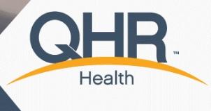 QHR Health logo
