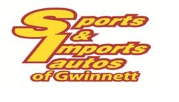 Sports and Imports Auto Sales logo