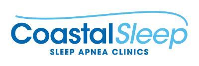 Coastal Sleep logo