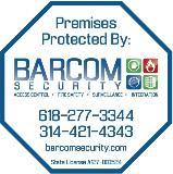 Barcom Security logo