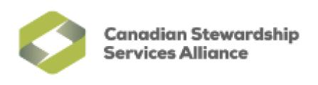 Canadian Stewardship Services Alliance, Inc.- MMBC