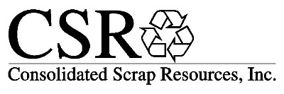 CONSOLIDATED SCRAP RESOURCES, INC.