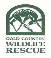 Gold Country Wildlife Rescue logo