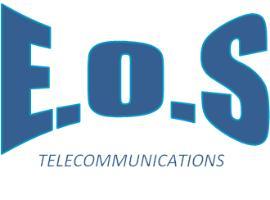 EOS TELECOMMUNICATIONS logo