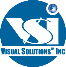 Visual Solutions Inc. logo