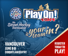 Hockey Night In Canada's Play On! - Vancouver