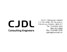 CJDL Consulting Engineers logo
