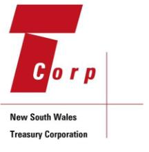 New South Wales Treasury Corporation (TCorp) logo